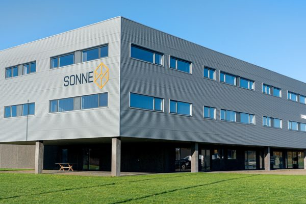 Head office building of the consultancy company SONNE